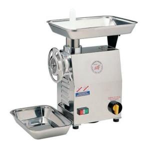 TRITACARNE PROFESSIONALE CGT MOD. 22 MEC INOX - TRIFASE 380V - HP1.5 - CE